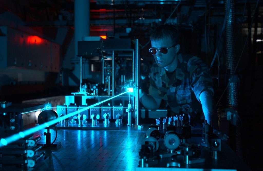 aplikasi laser